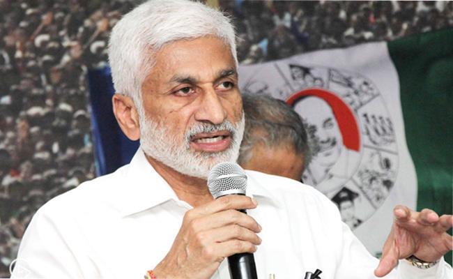 Vijayasai Reddy Criticize TV9 Ravi Prakash And Shivaji - Sakshi