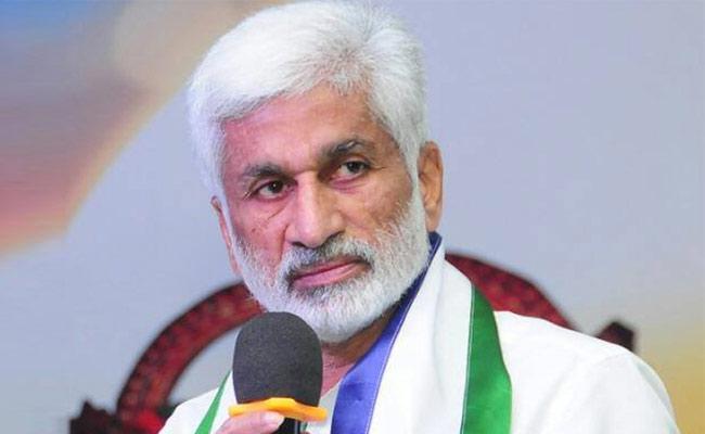 Vijaya Sai Reddy Criticize Actor Shivaji Over TV9 Issue - Sakshi