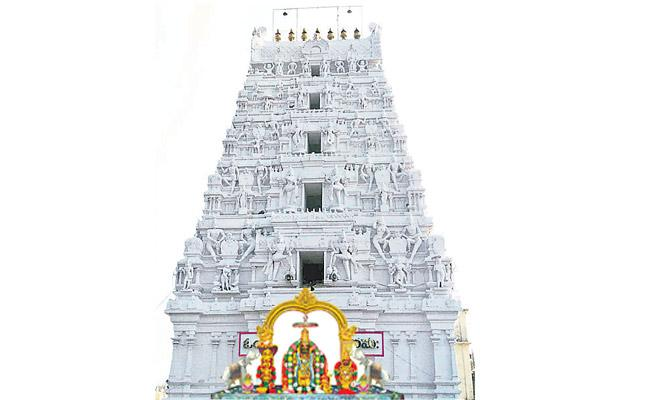 Famous Shrine is in East Godavari District Annavaram - Sakshi