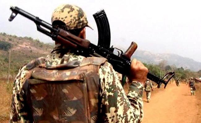 High alert sounded in Andhra-Orissa border - Sakshi