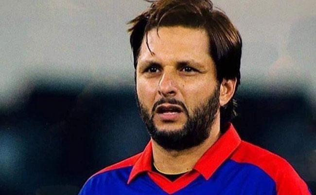 My Daughters Have No Permission To Play Outdoor Sports Says Shahid Afridi - Sakshi