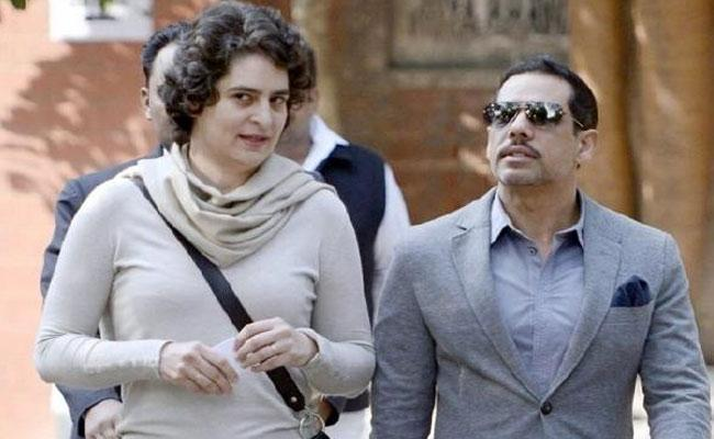 Robert Vadra Trolled After Tweets Out Photo Of Voting and Paraguay Flag - Sakshi