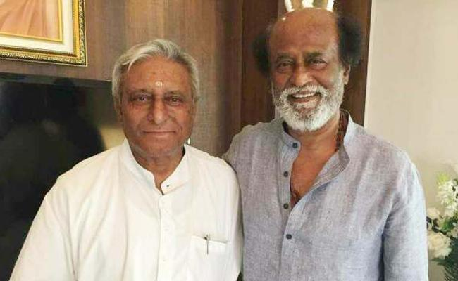 Rajinikanth Brother Satyanarayana On Rajini Political Entry - Sakshi