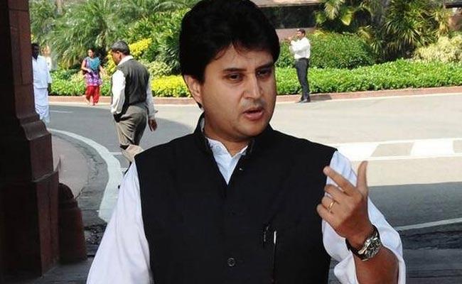 Definitely We Will Win Lok Sabha ELection Says Jyotiraditya Scindia - Sakshi