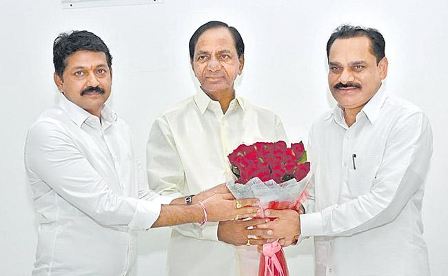 TRS Candidates are Eligible for MLAs By Election - Sakshi