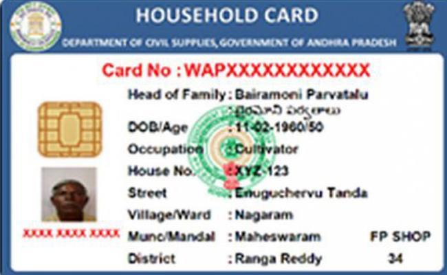 Telangana Government New Ration Cards Apply Online - Sakshi