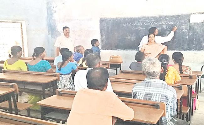 Telangana Tenth Results Dont Tensions Students - Sakshi