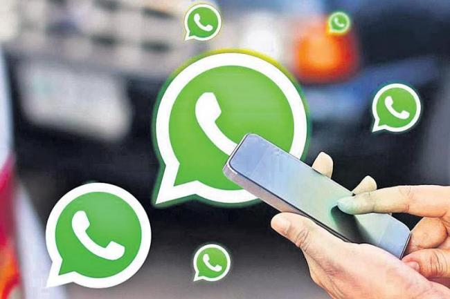 Study to decode how WhatsApp fake news is influencing Indian voters - Sakshi