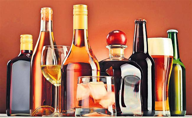 Alcohol Lovers Likes Costly Wine in Hyderabad - Sakshi