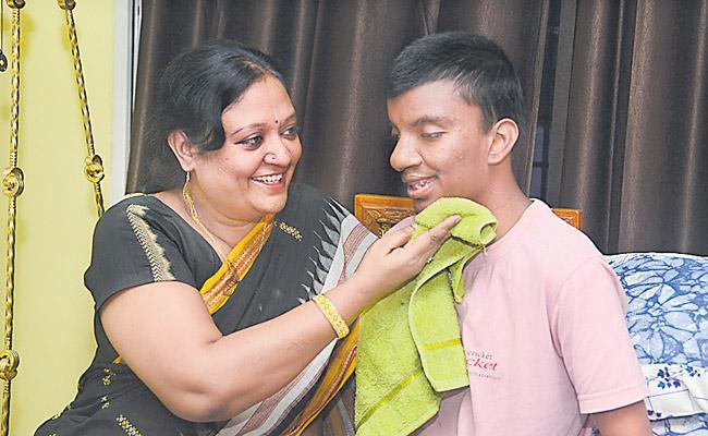 Dr Stravanthi is an Employee of the Social Welfare Department - Sakshi