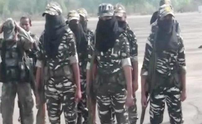 All Women Anti Naxal Commando Unit Deployed In Dantewada - Sakshi