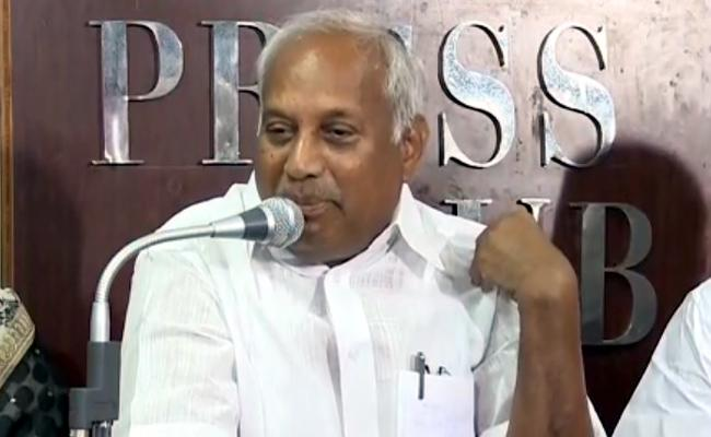 Chita Mohan Writes Governor Over Irregularities In TTD - Sakshi