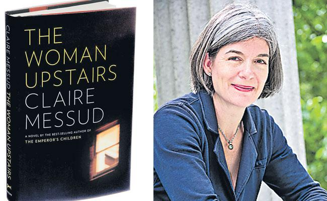 Claire Messud New book The Woman Upstairs - Sakshi