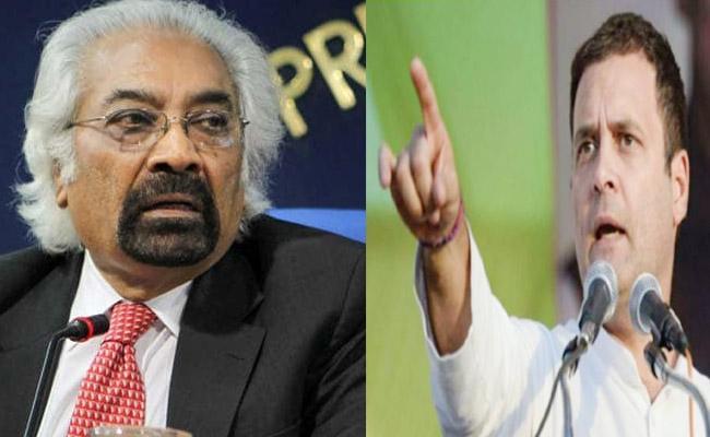 Rahul Gandhi Slams Sam Pitroda Over His Comments On 1984 Riots - Sakshi