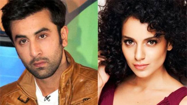 Ranbir Kapoor Finally Reacts to Kangana Ranaut Attacks - Sakshi