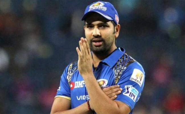Rohit Says Forgot Title With Deccan Chargers Will Cherish All Five - Sakshi