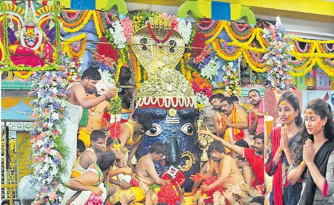 Ganga Jatara Festival in Tirupati  - Sakshi