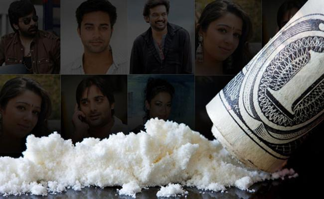 Clean cheat for Film celebrities in Drugs Case - Sakshi