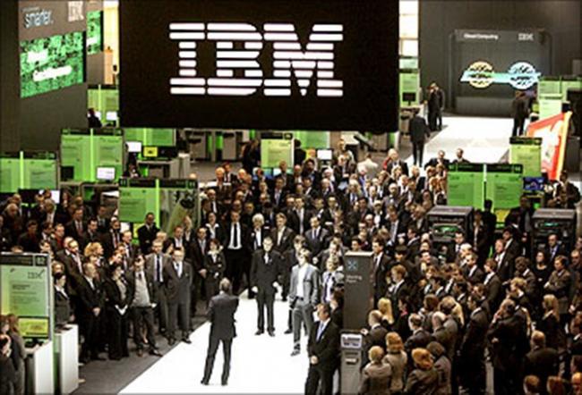 IBM Sacks 300 Employees from Services Division - Sakshi