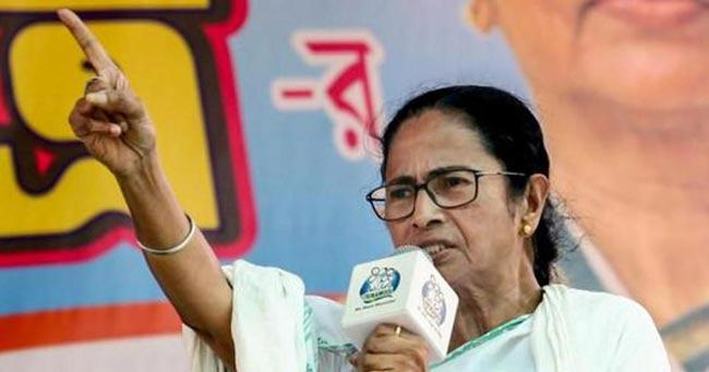 Jokes on Trinamool Seems Unable To Tolerate Display Of Dissent - Sakshi