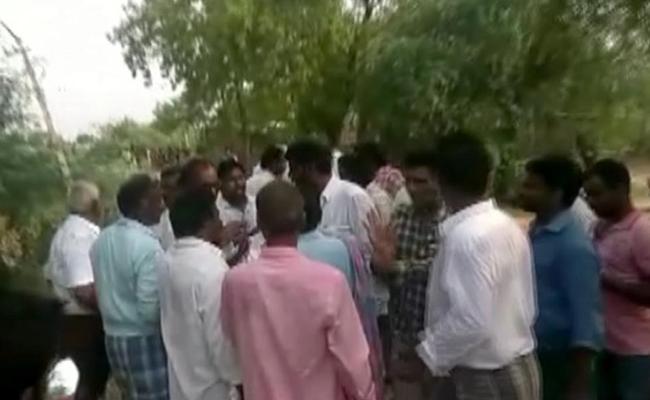 Tension In Ramakrishnapuram - Sakshi