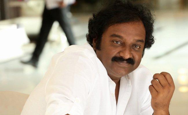 Mass Director VV Vinayak As Hero - Sakshi