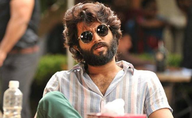 Vijay Devarakonda Intresting Comments On Arjun Reddy - Sakshi