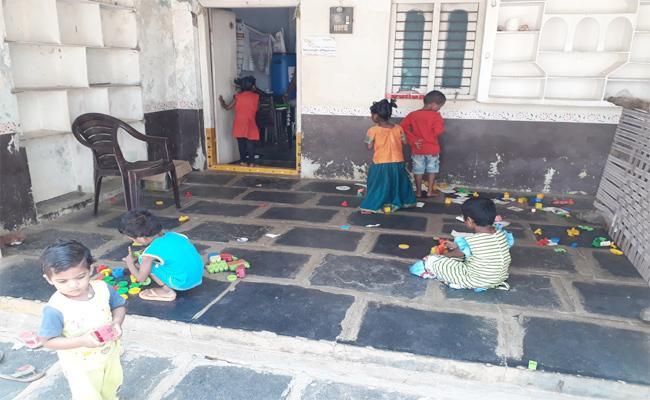 No Summer Holidays in Anganwadi Centres Prakasam - Sakshi