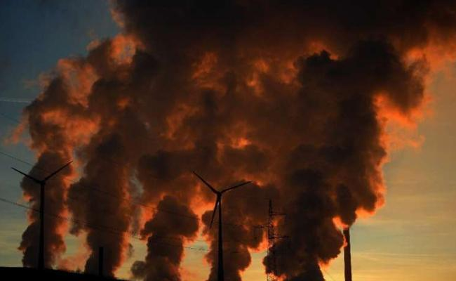 CO2 levels hit historic high in atmosphere - Sakshi