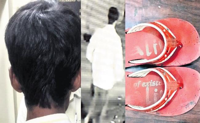 Boy Murder Case Reveals Hyderabad Police - Sakshi