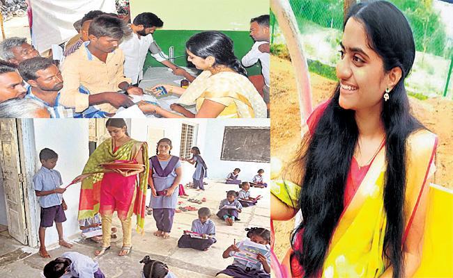 Special Story on NGO Harika - Sakshi