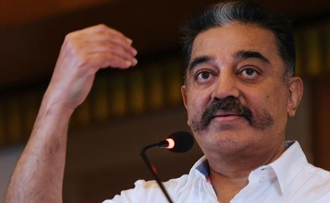 Case Registered Against Actor Kamal Hasan - Sakshi