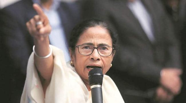 Mamata Banerjee Predicts A Non BJP Government Will Be Formed In The Centre - Sakshi