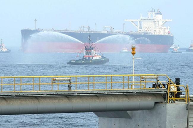 Two Saudi oil tankers among sabotaged ships off UAE coast - Sakshi