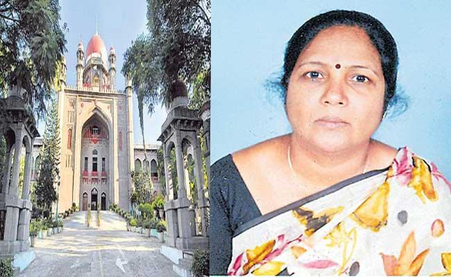 Justice Sridevi Take Oath As Telangana High Court First Women Judge - Sakshi