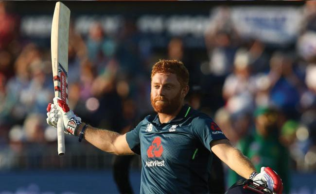 Bairstow Century England Win In 3rd ODI Against pakistan - Sakshi