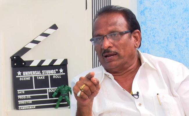 Special Effects Legend Eknath Passed Away - Sakshi