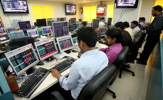 Sensex Advances Over 200 Points - Sakshi
