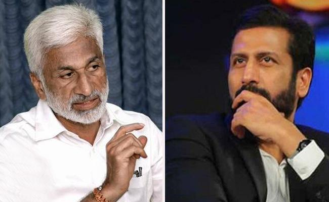 vijaysai reddy takes on tv9 ex ceo raviprakash - Sakshi