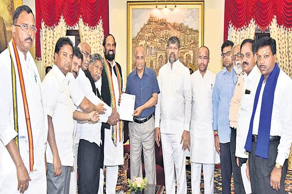 Ambedkar statue in Panjagutta should be restored - Sakshi