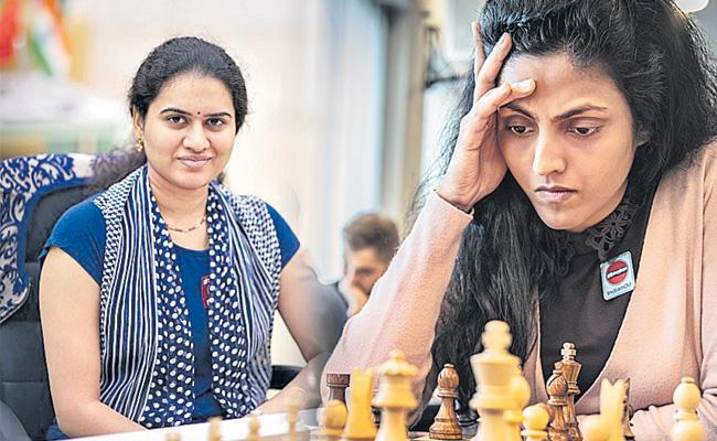 Hampi harika career ranks - Sakshi
