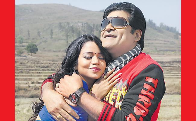Ali starting movie as hero - Sakshi