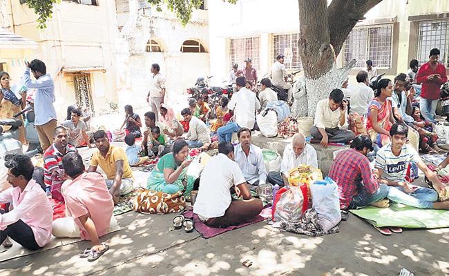 Maternity Hospital Sulthan Bazar Still Pending - Sakshi