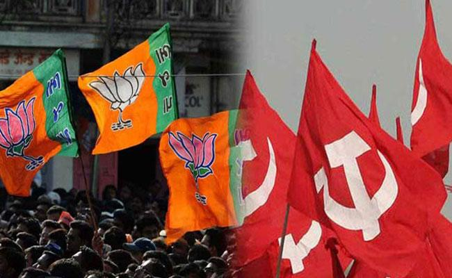 CPM Supports To BJP In Bengal - Sakshi