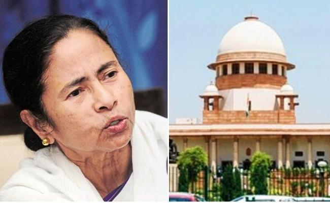 Supreme court warns West Bengal Government Counsel  - Sakshi
