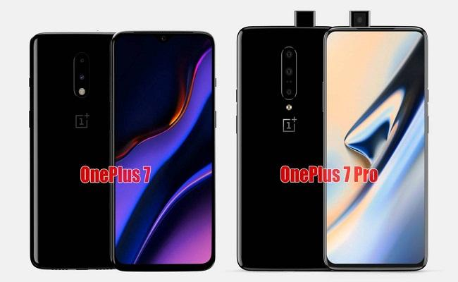 OnePlus 7 and OnePlus 7 Pro Launched Indian Markets - Sakshi