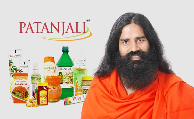 Notice Issue on Patanjali Name Use in Tamil Nadu - Sakshi