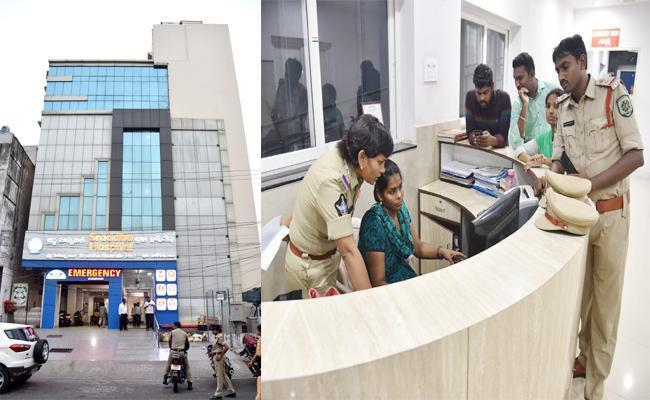 Sraddha Hospital Kidney Racket Case Still Pending - Sakshi