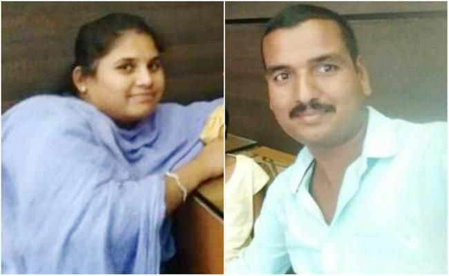Wife Suicide After Husband Death News in Karnataka - Sakshi