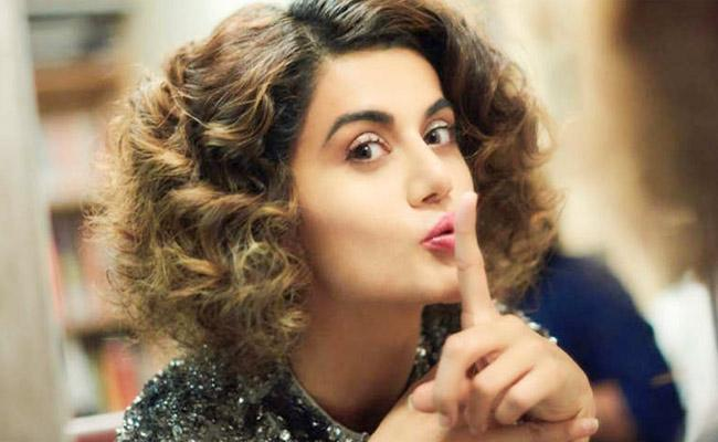 Taapsee Slams TV Channel Says She Was Falsely Quoted - Sakshi